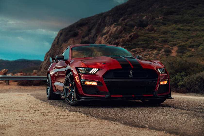 25 All New Ford Shelby 2020 Gt500 Redesign And Review