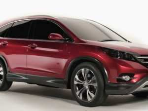 25 All New Honda Crv 2020 Specs