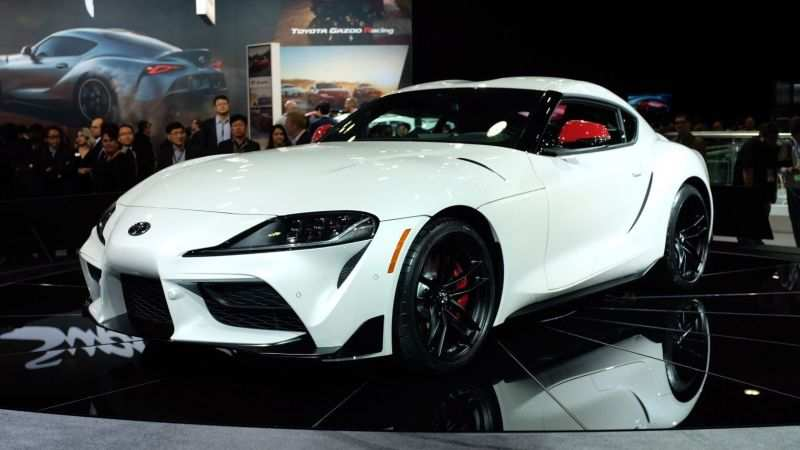 25 All New Images Of 2020 Toyota Supra Release Date