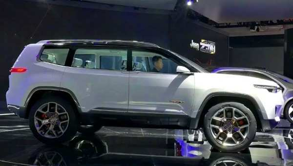 25 All New Jeep Grand Cherokee 2020 Picture