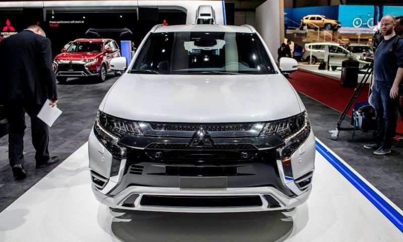 25 All New Mitsubishi Outlander 2020 Review Specs And Review