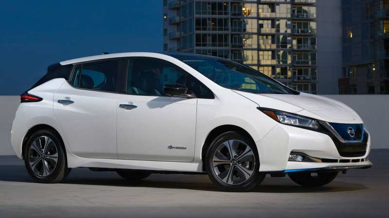 25 All New Nissan Electric 2019 Review And Release Date