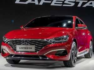 25 Best 2019 Hyundai Lafesta Review and Release date