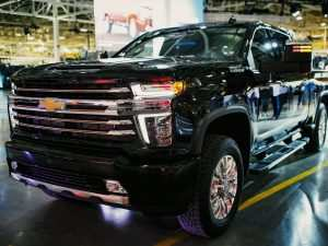 25 Best 2020 Chevrolet Silverado Concept and Review