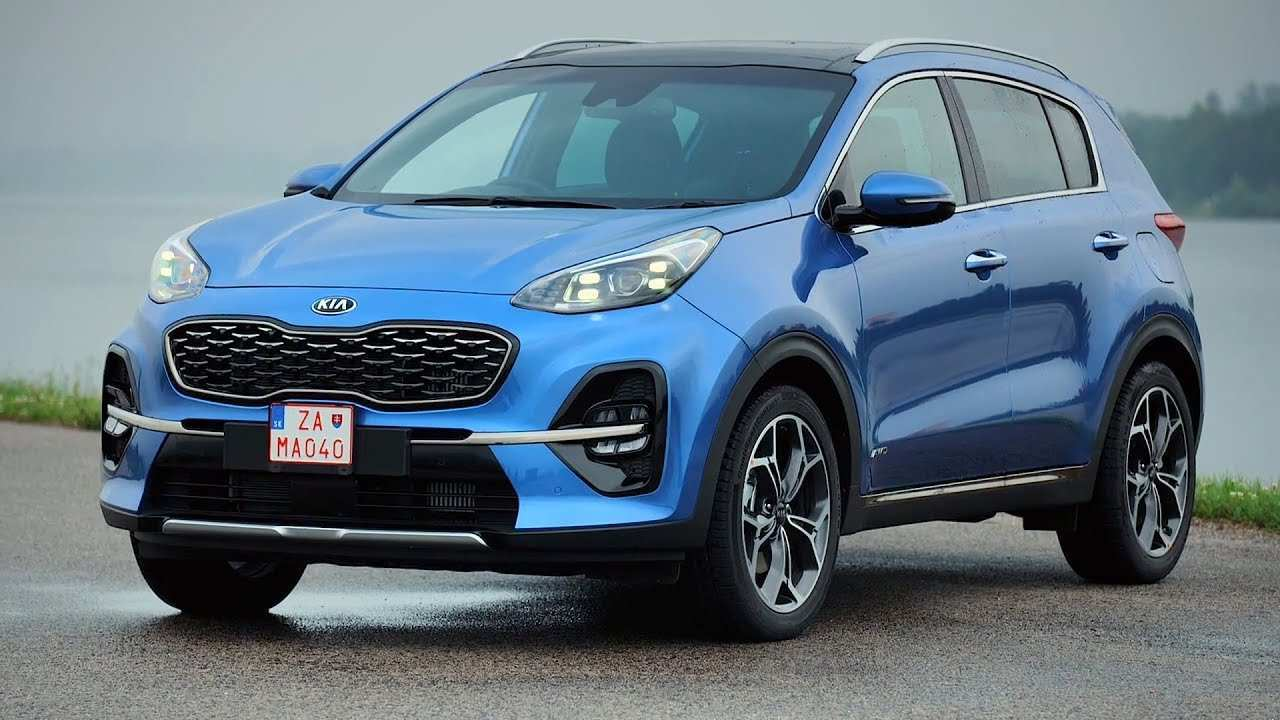 25 Best 2020 Kia Sportage Release Date Price and Release date