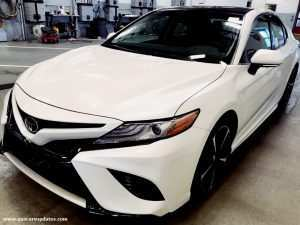 25 Best 2020 Toyota Camry Xse Picture