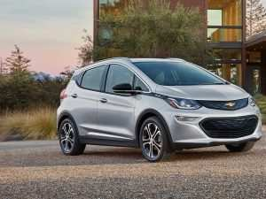25 New 2019 Chevrolet Bolt Ev Price Design and Review