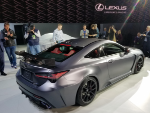 2020 Lexus Rc F Track Edition 0-60