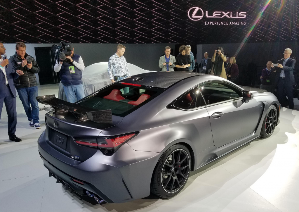25 New 2020 Lexus Rc F Track Edition 0 60 New Model and Performance