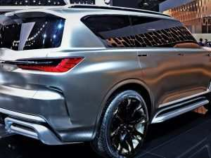 25 New Infiniti Qx80 Redesign 2020 Research New