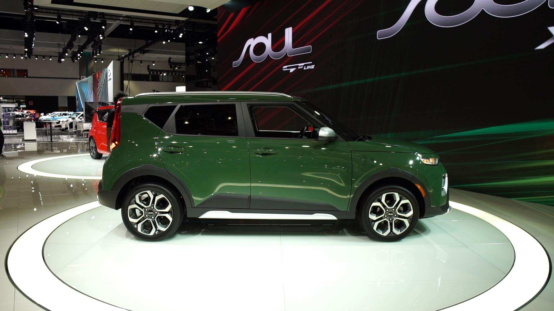 25 New Kia Soul 2020 You Tube Model