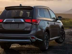 25 New Mitsubishi Outlander Phev 2020 Release Date Model