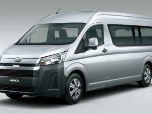 25 New Toyota Bus 2020 Review and Release date