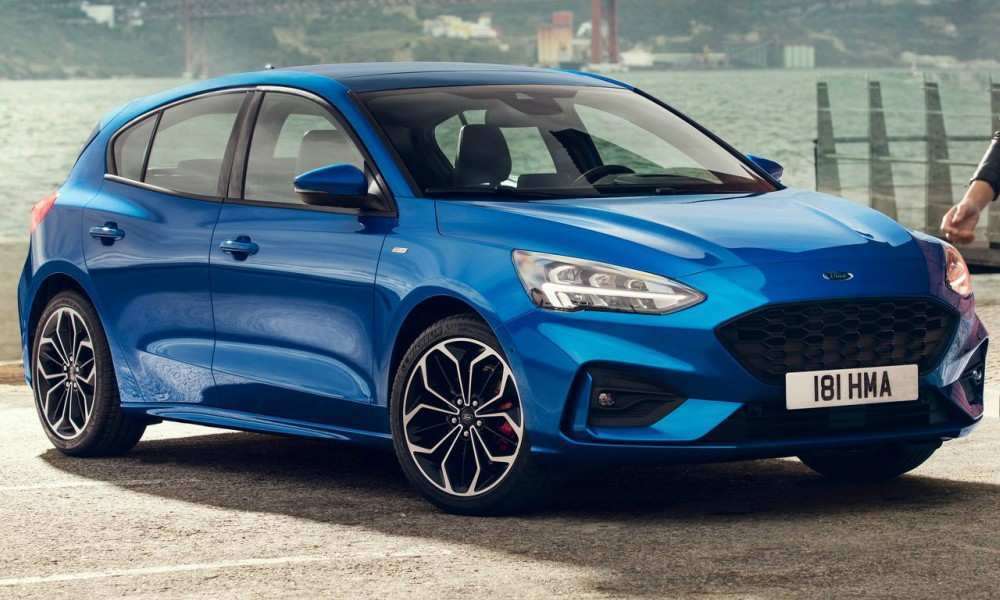 25 The 2019 Ford Focus St Line Style