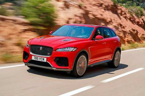 25 The 2019 Jaguar F Pace Svr 2 Release Date