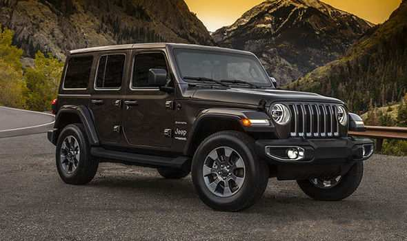 25 The 2019 Jeep Wrangler Engine Options Performance And New Engine