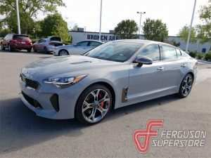 25 The 2019 Kia Stinger Gt2 New Review