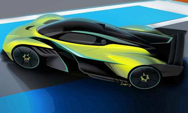 25 The 2020 Aston Martin Valkyrie Redesign And Concept
