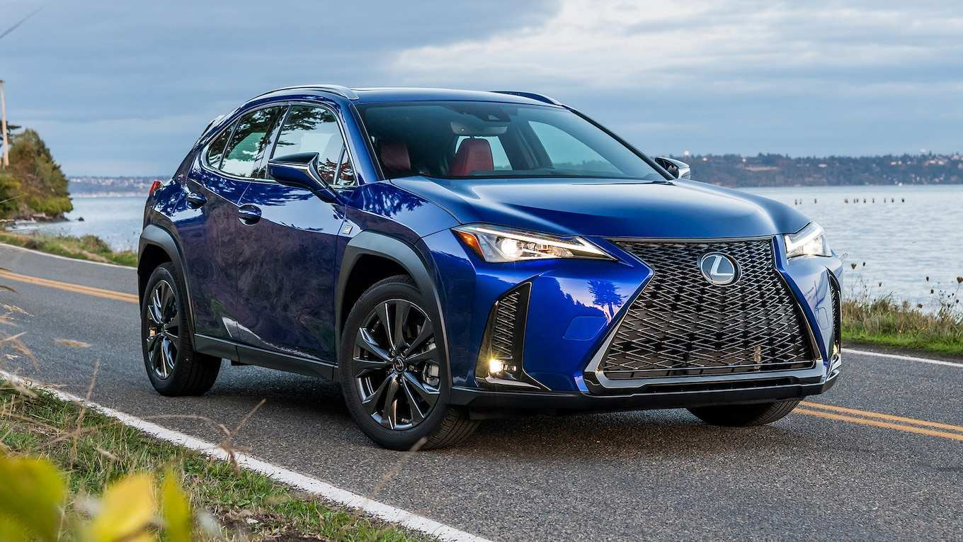 25 The 2020 Lexus Ux 250H Price And Release Date