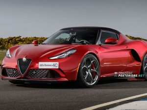 25 The Alfa Spider 2020 Redesign and Concept