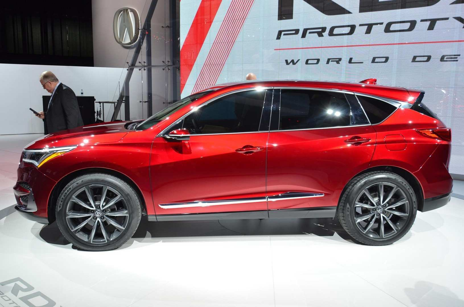 25 The Best 2019 Acura Rdx Prototype Price And Review