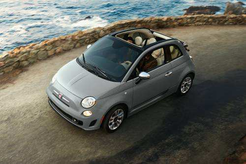 25 The Best 2019 Fiat Convertible History