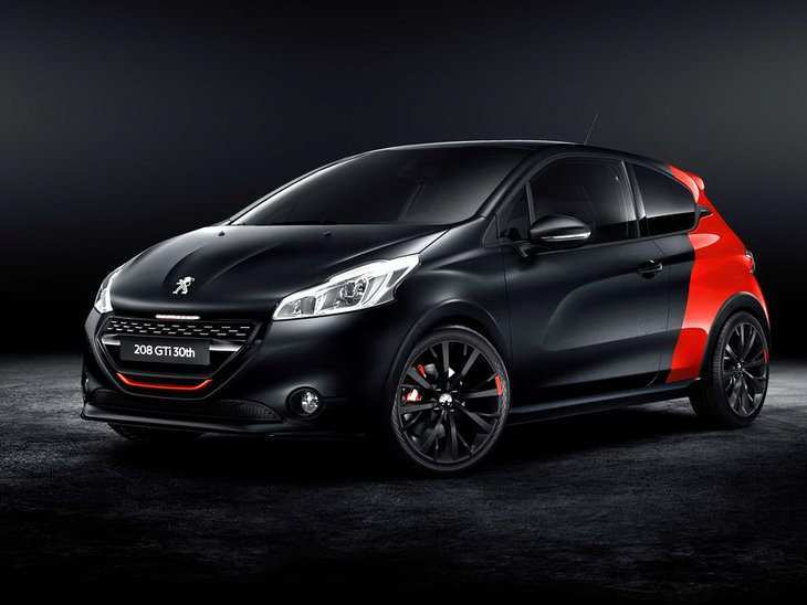 25 The Best 2019 Peugeot 208 Gti New Model and Performance