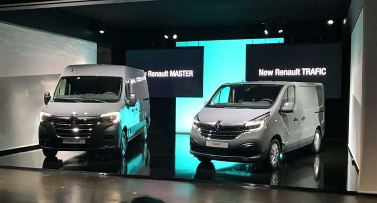 25 The Best 2019 Renault Trafic Exterior