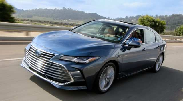 25 The Best 2019 Toyota Avalon Review Model