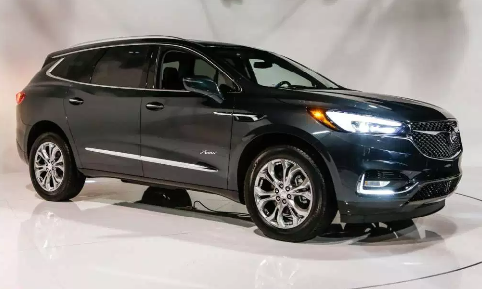 25 The Best Buick Enclave 2020 Redesign And Concept