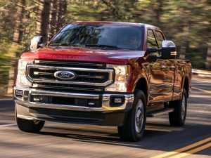 25 The Best Ford New Diesel Engine 2020 Redesign