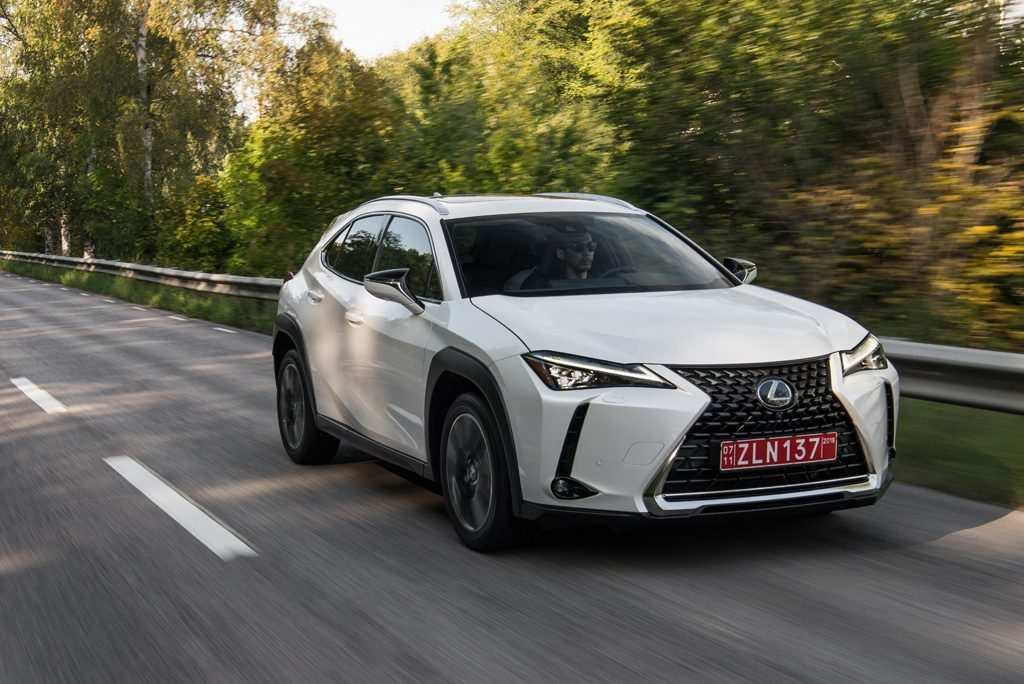 25 The Best Lexus 2019 Review Exterior