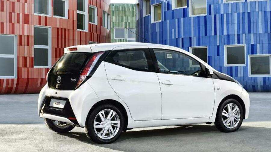 25 The Best Toyota Aygo 2020 Exterior