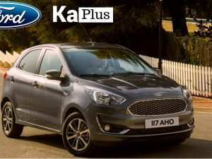 25 The Ford Ka 2019 Facelift New Review
