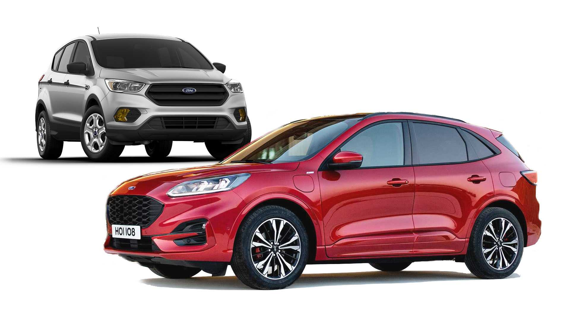 25 The Ford Kuga New 2020 Concept And Review