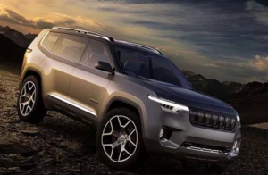 25 The Jeep Nuova Grand Cherokee 2020 Ratings