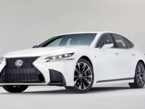 25 The Lexus Sedan 2020 Spy Shoot