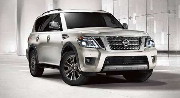 25 The Nissan Patrol 2020 Redesign Exterior And Interior