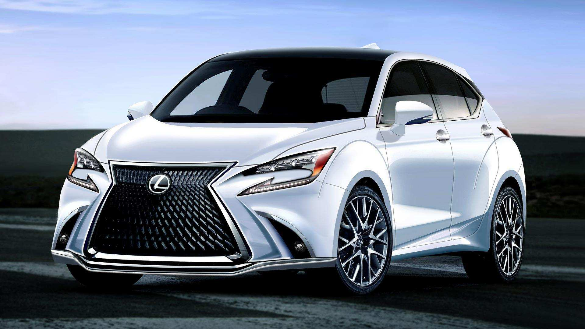25 The Nuevo Lexus Ct 2020 Redesign