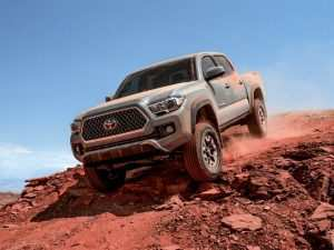 25 The Toyota Tacoma 2020 Release Date Exterior