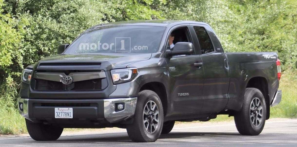 25 The Toyota Tundra 2020 Release Date Spy Shoot