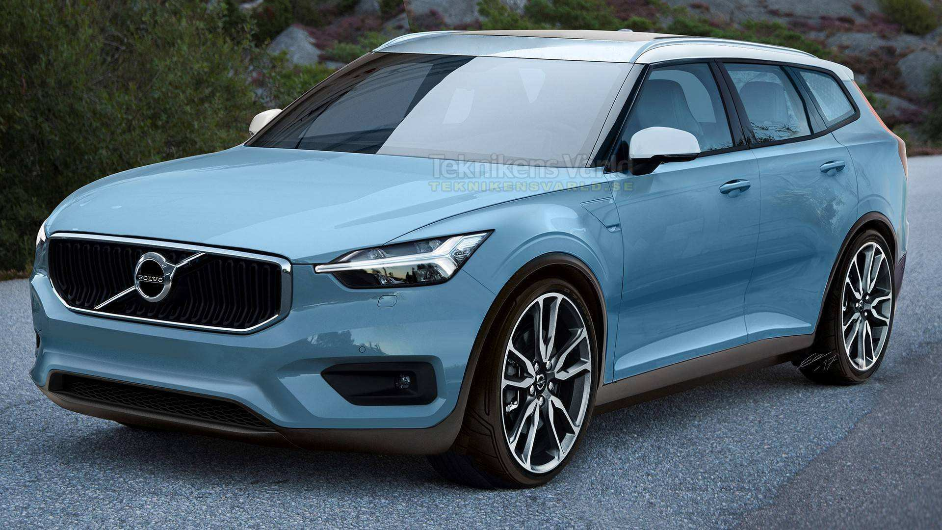 25 The Volvo New V40 2020 Concept And Review