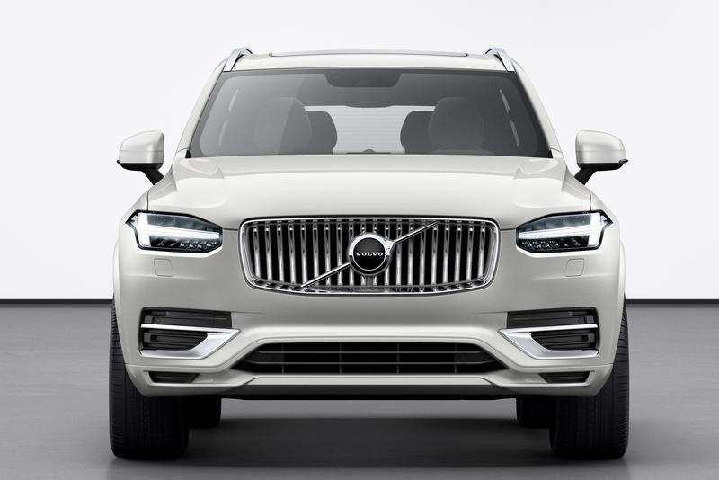 25 The Volvo Xc90 Model Year 2020 Style