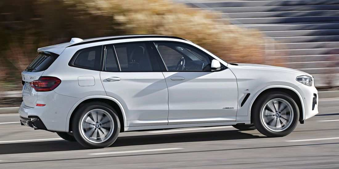 26 A 2019 Bmw X3 Performance