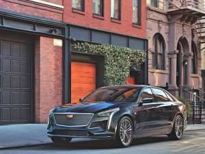 26 A 2019 Cadillac Lineup Speed Test