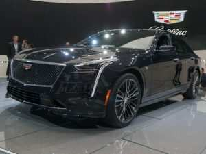 26 A 2019 Cadillac V8 Review and Release date
