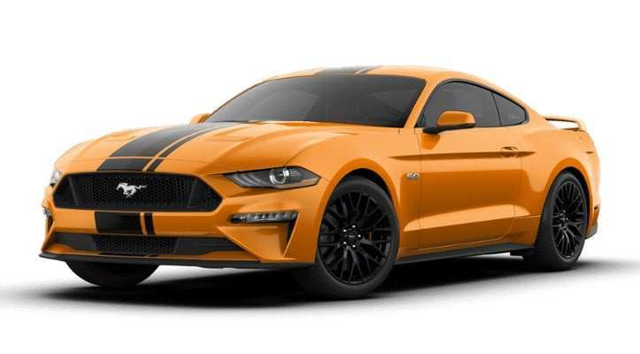26 A 2019 Ford Gt Mustang Model