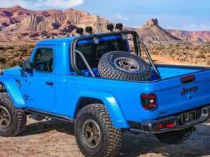 26 A 2019 Jeep Pickup Redesign