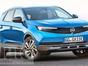26 A 2019 Opel Suv Release Date and Concept