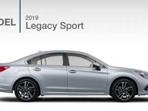 26 A 2019 Subaru Legacy Review Performance and New Engine